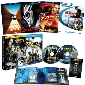 Amazon  SF&#038; 6 Blu-ray