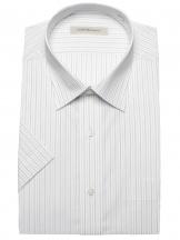 紳士服はるやま 形態安定加工 クールビズ対応 半袖ワイシャツ
