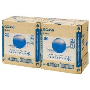 キリン アルカリイオンの水 (2L×6本)×2箱