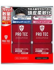 PROTEC トライアルキャンペーン シャンプー+コンディショナー限定セット