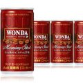 アサヒ ワンダ 金の微糖/モーニングショット 缶185g×120本