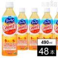 アサヒ バヤリース スポーツオレンジ 490ml×48本