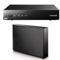 アイオーデータ 録画テレビチューナーと2TB外付HDDのセット