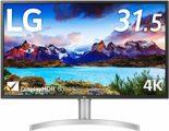LG 32UL750-W DisplayHDR600対応 31.5型4K液晶モニター