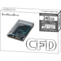 CFD CSSD-S6O240NCG1Q 2.5インチ SSD SATA 240GB