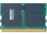 BUFFALO D2/P533-1G  Let's note LIGHT 対応メモリ MicroDIMM  DDR2 533 1GBメモリ