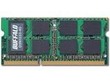 BUFFALO D3N1333-4G/E DDR3 PC3-10600 ノート用メモリ 4GB