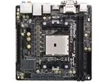 ASRock FM2A85X-ITX AMD A85Xチップセット搭載 Mini-ITXマザーボード