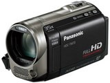 PANASONIC HDC-TM70 SD+96GBメモリー内蔵フルハイビジョンビデオカメラ