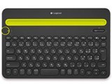 Logicool Multi-Device Keyboard K480 Bluetoothキーボード