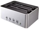 玄人志向 KURO-DACHI/CLONE/U3 USB3.0接続 コピー機能搭載 HDDスタンド