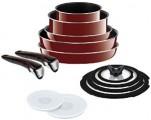 T-fal L48997 インジニオ・ネオ 取っ手の取れる 鍋 フライパン セット 13 表示価格からさらに40%OFF