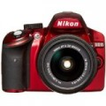 NIKON D3200 18-55G VR2レンズキット 2400万画素デジタル一眼レフカメラ