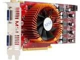 MSI R4850-2D1G-OC Radeon HD4850搭載 ビデオカー