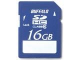 BUFFALO RSDC-16GC10 SDHCカード 16GB Class10