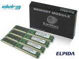 SanMax SMD-16G68NVLP-13H-Q ELPIDA製DRAM採用 DDR3-1333 デスクトップ用メモリ 8GBx2セット