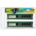 Silicon Power SP016GBLTU160N22DA DIMM DDR3-1600(PC3-12800) デスクトップ用メモリ 8GB×2枚組