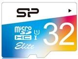 Silicon Power SP032GBSTHBU1V20SP microSDHCカード 32GB UHS-1対応