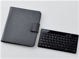 ELECOM TK-FBP030ECBK  充電式Bluetoothワイヤレスキーボード