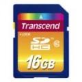 Transcend TS16GSDHC10E SDHCカード Class10 16GB