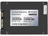 Transcend TS128GSSD340 2.5インチ 高速SSD 128GB SATA