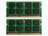 TEAM TSD38192M1333C9DC-E DDR3-1333 ノート用メモリ 4GBx2セット