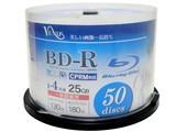 VENUS VBR25-4X50PW BD-R ブルーレイディスク 4倍速 50枚組