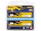 CFD W3U1600HQ-8G DIMM DDR3 PC3-12800 8GB 2枚組 デスクトップ用メモリ