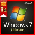 Windows 7 Ultimate SP1 32/64bit OEM版