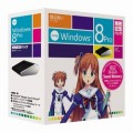 Microsoft Windows 8 Pro General Edition あいVer / ゆうVer