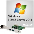 Microsoft  Windows Home Server 2011 64bit DSP版