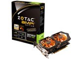 ZOTAC GeForce GTX760 2GB DDR5 TwinCooler ZT-70405-10P GeForce GTX 760搭載 ビデオカード