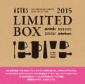 12月19日12時~ ACTUS 2015 福袋 LIMITED BOX