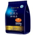 AGF マキシム レギュラーコーヒー ちょっと贅沢な珈琲店 豊かなコクのスペシャル・ブレンド 1kg