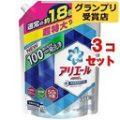 アリエール イオンパワージェル サイエンスプラス 詰替え用 超特大サイズ(1.35kg*3コセット)