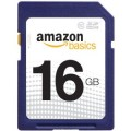 Amazonベーシック SDHCカード 16GB class10