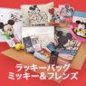 ディズニーストア 総額3万 ラッキーバッグ ディズニープリンセス/ミッキー&フレンズ/プー&フレンズ 1万円で販売中!