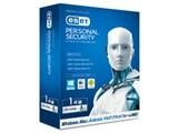 ESET CITS-ES07-005 パーソナル セキュリティ 3年版