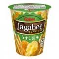 カルビー Jagabee ジャガビー うすしお味カップ 40g×12個