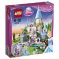 レゴ ディズニープリンセス シンデレラの城