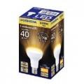 ルミナス 密閉器具対応 口金E17 LED電球 ミニレフ球タイプ 40W相当 電球色 446lm