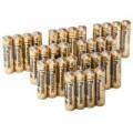 Panasonic 単3形・単4形 アルカリ乾電池 32本パック 本日限りの特別価格