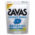 ザバス (SAVAS) ウェイトダウン ヨーグルト味 1.2kg