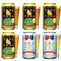よなよなエール&水曜日のネコ クラフトビール 6缶飲み比べセット